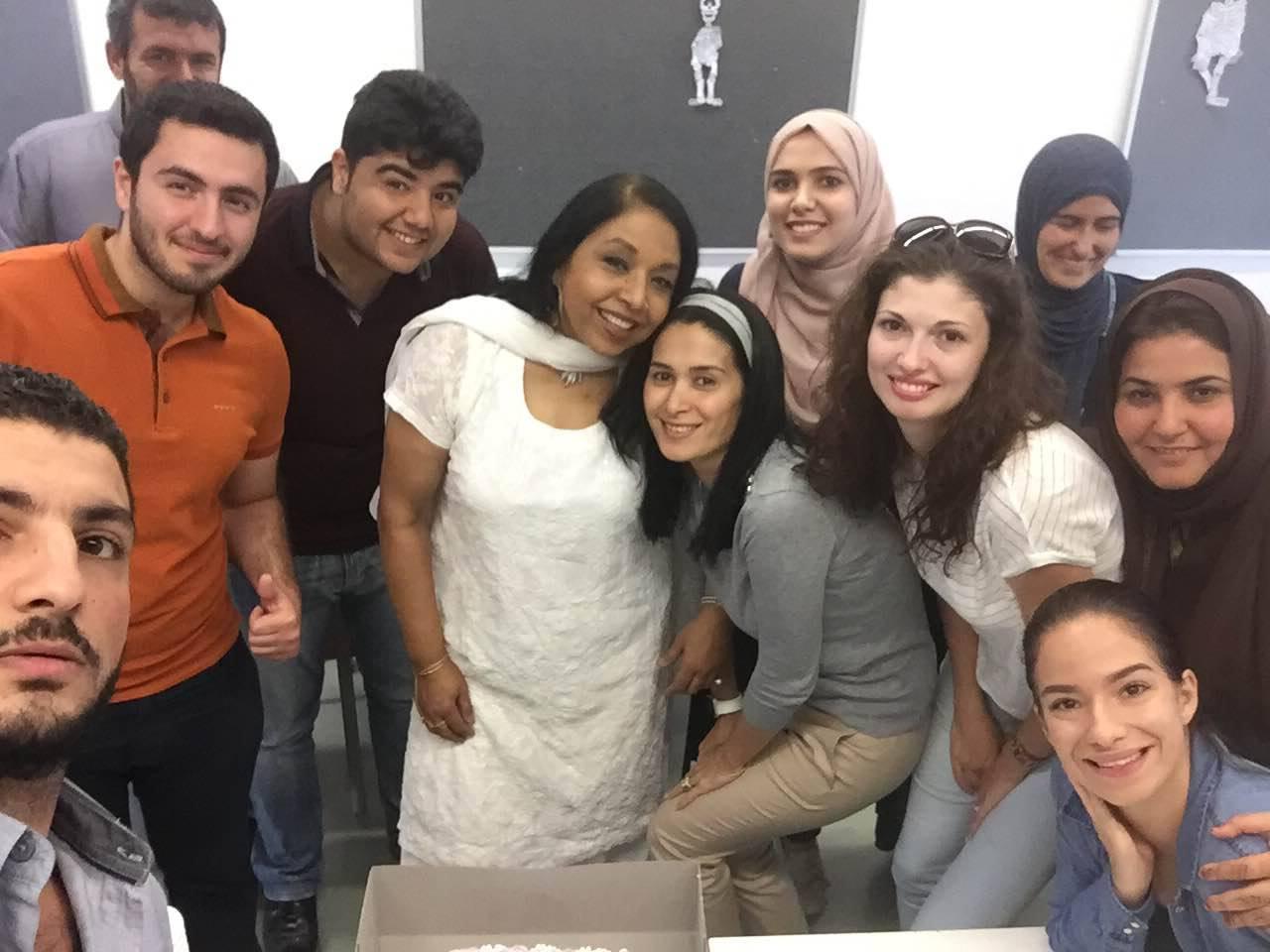 Academic English Training