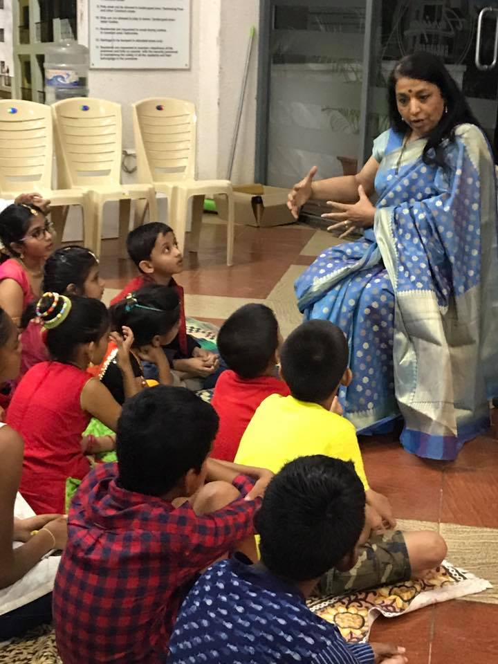 Story Telling and Theatre